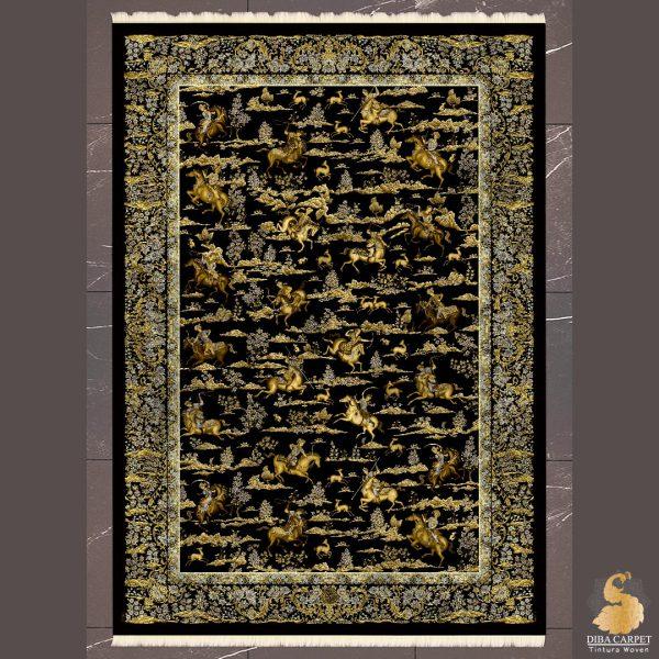 فرش ماشینی کد H9622