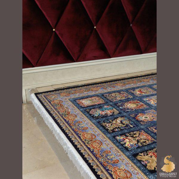 فرش ماشینی کد V2659
