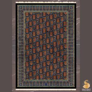 فرش ماشینی کد D2389